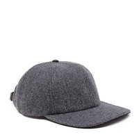 rsawn509 - Wool and Suede Cap