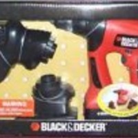 Black & Decker Junior 3 in 1 Tool Set Drill, Saw and Sander