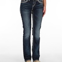 Silver Suki Straight Stretch Jean