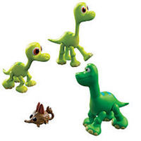 The Good Dinosaur Small Figure - Arlo, Libby and Buck