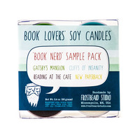Book Nerd - Sample Pack