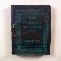 Little Leather Library Miniature Book Ancient Mariner