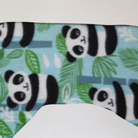 Pandas dog pj. Available in S, M or L. Measurements and other information under description box.