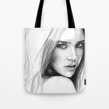 Incanto Tote Bag by Lirely