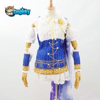 S/M/L [Love live] Rin Hoshizora Constellation Cosplay Costume CP153882