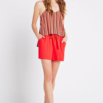 BCBGeneration - Drape Pocket Shorts