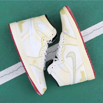 Nigel Sylvester x Air Jordan 1 Retro High OG - Best Deal Online