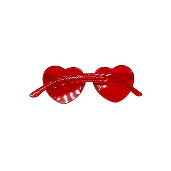 Ruby Rose Heart Sunnies