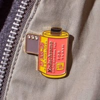 Classic Film Canister #1 Pin