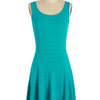 ModCloth Mid-length Sleeveless A-line Stunning Simplicity Dress