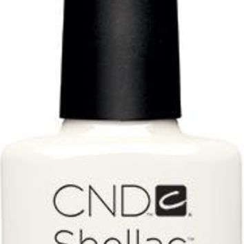CND - Shellac Studio White (0.25 oz)