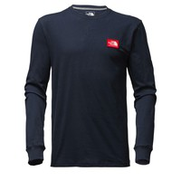 THE NORTH FACE PATCH LONGSLEEVE