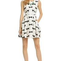 kate spade new york Marilyn Bow Dress