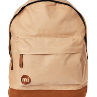 Mi-Pac Classic Backpack Light Brown
