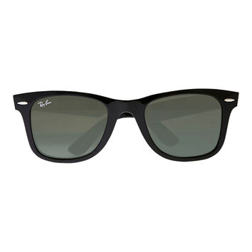 Buy Ray-Ban RB2140 Iconic Wayfarer Oval Sunglasses online at John Lewis