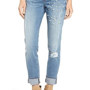 STS Blue Taylor Tomboy Embellished Jeans (Pacific Heights) | Nordstrom