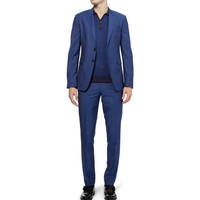Paul Smith London Kensington Slim-Fit Wool and Mohair-Blend Suit | MR PORTER