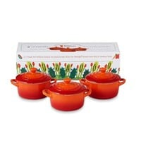 No Kid Hungry® Le Creuset Mini Cocottes, Set of 3