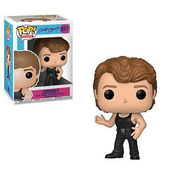 Johnny Funko Pop! Movies Dirty Dancing