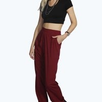 Riley Relaxed Fit Woven Joggers