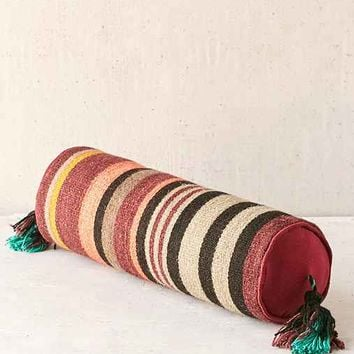 Magical Thinking Fezo Woven Bolster Pillow