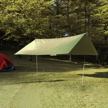 Outdoor Ultralight Sun Shelter Anti Ultraviolet Radiation Beach Tent Waterproof Awning Tent Camping Sunshelter drop shipping