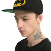 DC Comics Batman Logo Hat