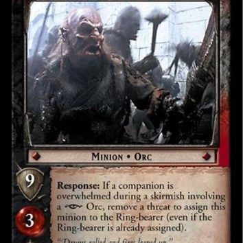 Lord of the Rings TCG - Mordor Assassin - The Return of the King