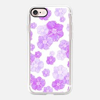 Lavender Blossoms iPhone 7 Case by Lisa Argyropoulos | Casetify