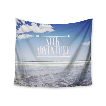 "Susannah Tucker ""Seek Adventure"" Beach Wall Tapestry"