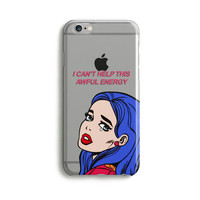 Halsey Gasoline Popart Cute For iPhone 6 6s 6 Plus 6s Plus SE