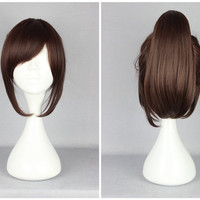 Quality Attack on Titan Sasha Blouse Cosplay Wig