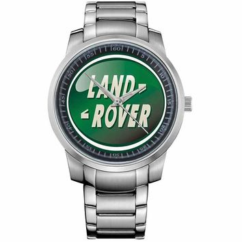 LAND ROVER LOGO Metal Watch