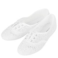 TWISTER Crochet Lace Up Pumps - New In This Week - New In - Topshop USA