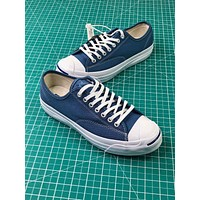 Converse Jack Purcell Signature Style 5 Low Canvas Shoes - Sale