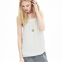 Banana Republic Womens Heritage Grosgrain Tank