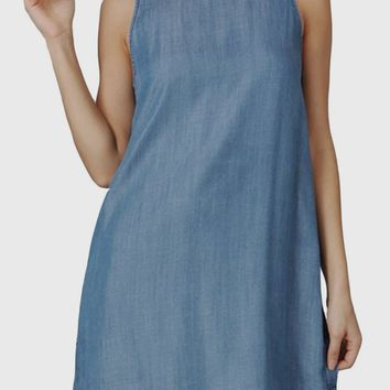 Cody Tencel Shift Dress