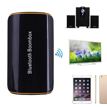 Wireless Bluetooth 4.1 Receiver Speaker Headphone Adapter 3.5MM Audio Stereo Receiver Home Car Music Sound A2DP Adapter#30