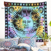 Wall Tapestries  Bedding Outlet Colorful Tapestry 145cmx165cm