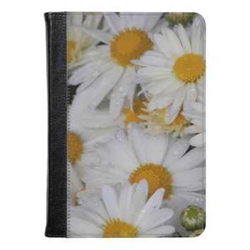 Dew-Kissed Daisies Floral Kindle Fire 7 Case