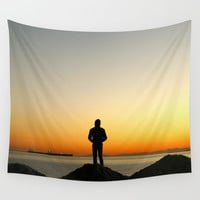 Conclusion Wall Tapestry by RichCaspian