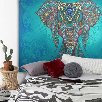 Wall Hanging Artistic Tapestry Beach Towels Shawls Outdoor Customized Home Decor