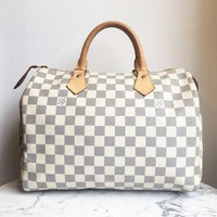 DCCKG2C Louis Vuitton 'Speedy 30' Handbag