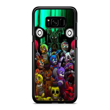Five Nights At Freddy S Fnaf Samsung Galaxy S8 Plus Case