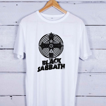 black sabbath Tshirt T-shirt Tees Tee Men Women Unisex Adults