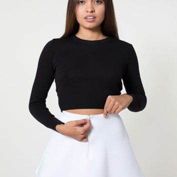 Brigitte Mini Skirt | American Apparel