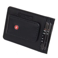 Alpine Swiss Genuine Leather Money Cl...