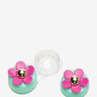 Daisy Lover Contact Lens Case