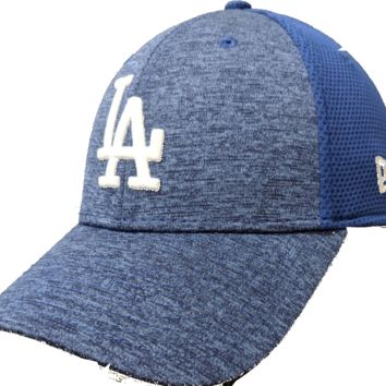 Los Angeles Dodgers Shadowed Team 2 39THIRTY Flex Fit Hat By New Era