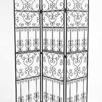 Scroll Gate Room Divider